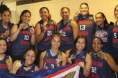 International basketball: Local athlete wins gold for American Samoa