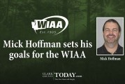 Mick Hoffman sets his goals for the WIAA