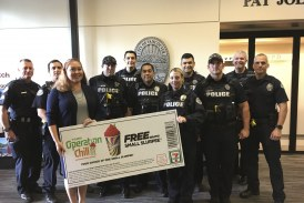 Vancouver Police participating in 7-Eleven Operation Chill