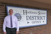 Steve Marshall takes over as superintendent of Hockinson schools