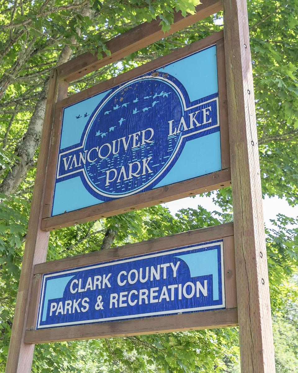Clark County Public Health downgrades advisory at Vancouver Lake