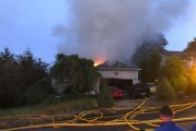 Fire destroys home in Washougal
