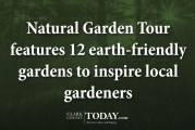 Natural Garden Tour features 12 earth-friendly gardens to inspire local gardeners