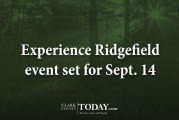 Experience Ridgefield event set for Sept. 14