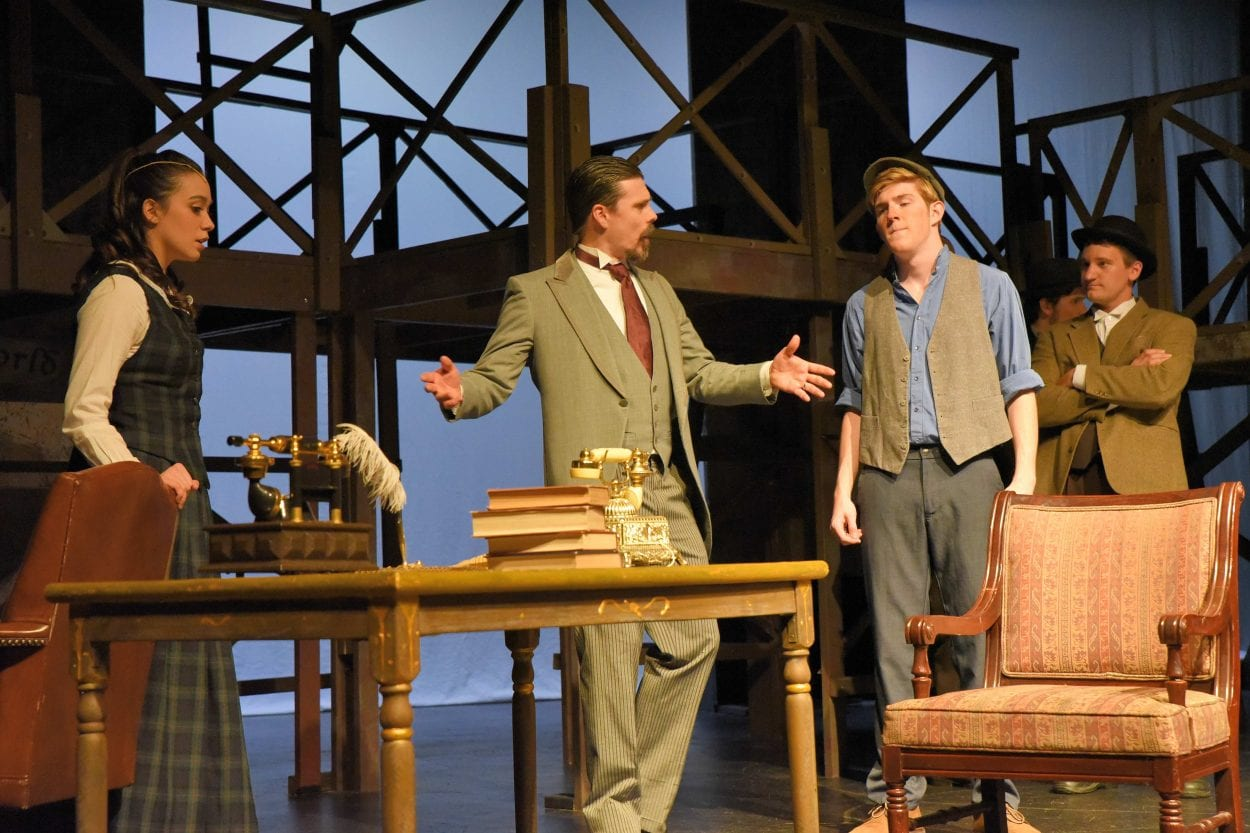 Journey Theater to perform 'Newsies'