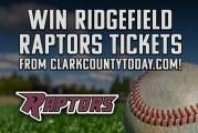 Win Ridgefield Raptors tickets
