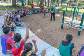 Summer Playgrounds program bridges the gap for area students
