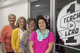 Teach One to Lead One's Clark County Chapter gears up for the coming school year