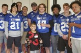 Video: Freedom Bowl players tour Shriners Hospital in Portland