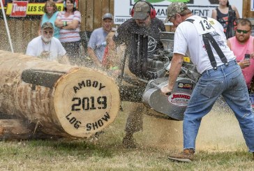 "Log Show remains the ""Heart"" of Amboy Territorial Days"