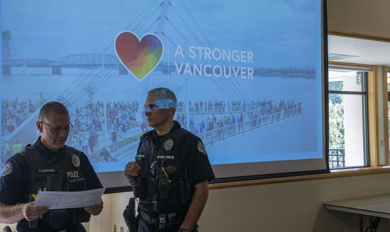 Final A Stronger Vancouver open house held for public input on proposals