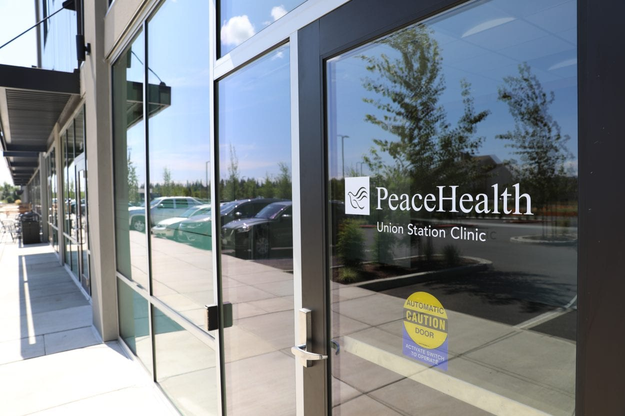 PeaceHealth opening Primary Care Clinic in Camas