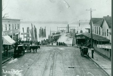 CCHM new exhibit: 'Currents of Progress — Clark County Rivers, Roads and Ports'
