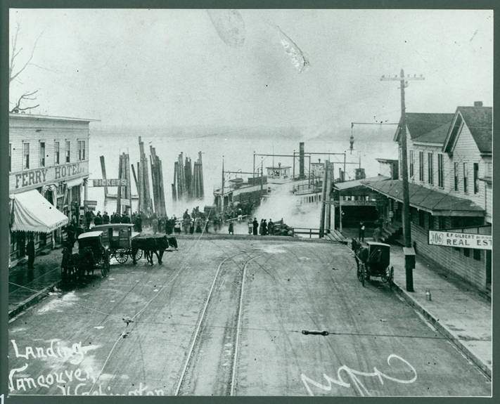 CCHM new exhibit: 'Currents of Progress -- Clark County Rivers, Roads and Ports'