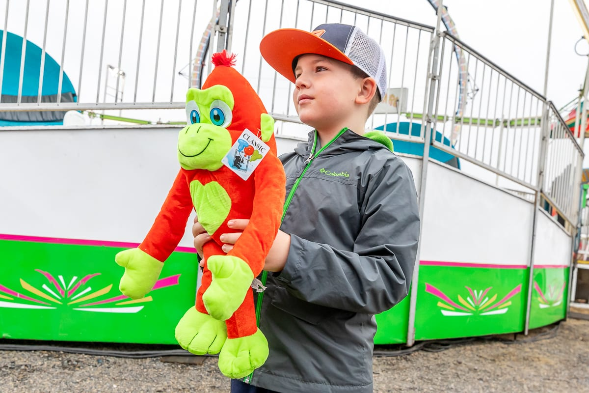 A thrilling opening day for the Clark County Fair