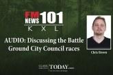 AUDIO: Discussing the Battle Ground City Council races