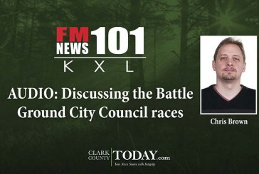 AUDIO: Discussing the Battle Ground City Council races