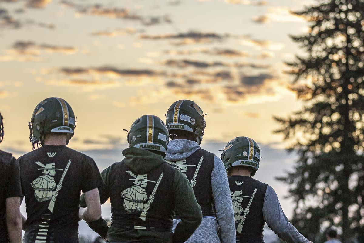 It is a new day with the Evergreen football program. Photo by Mike Schultz