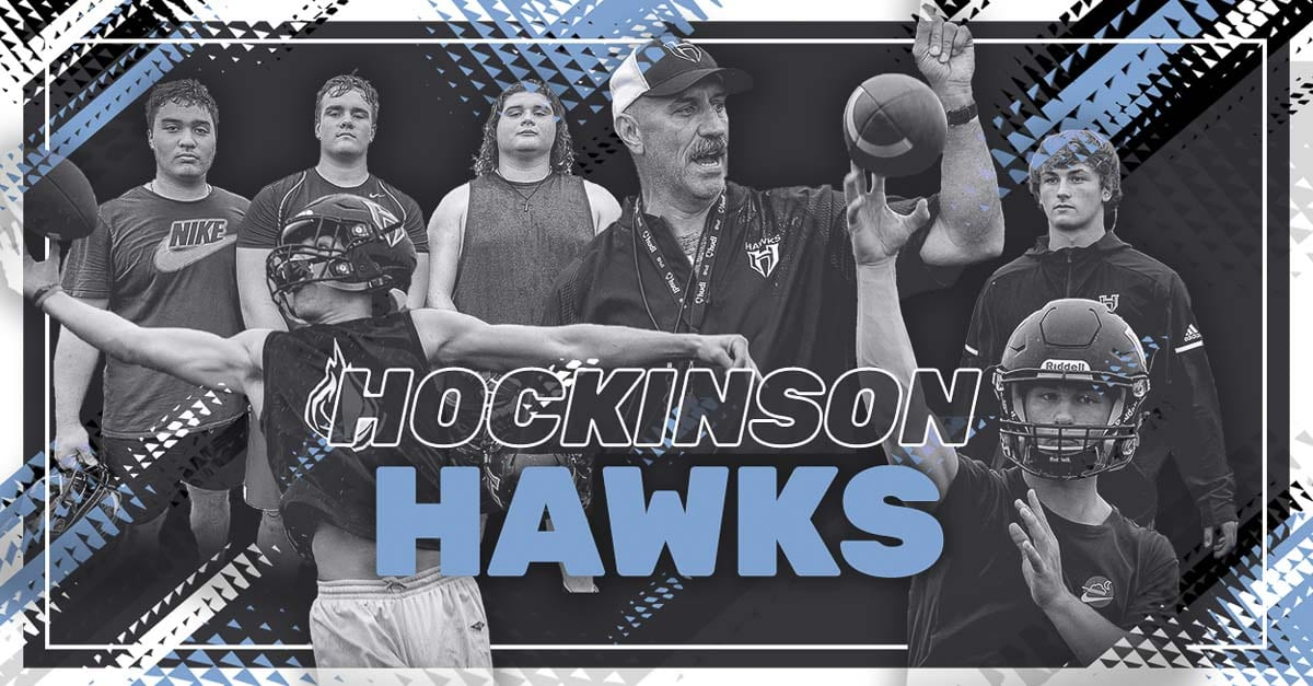 Hockinson Hawks, High School Football, Hockinson, Rick Steele, Levi Crum, Peyton Brammer, Sawyer Racanelli, Takumi Veley, Ki Haden, Nathan Balderas, 2A GSHL