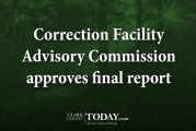 Correction Facility Advisory Commission approves final report