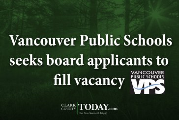 Vancouver Public Schools seeks board applicants to fill vacancy