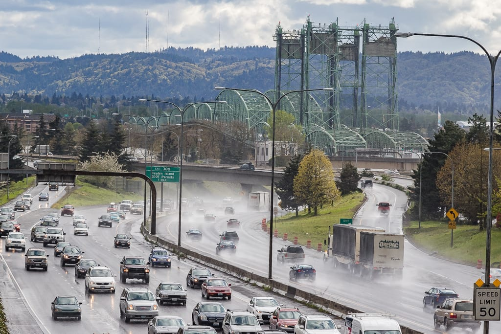 Night closure of southbound Interstate 5 Bridge scheduled for Sat., Aug. 24