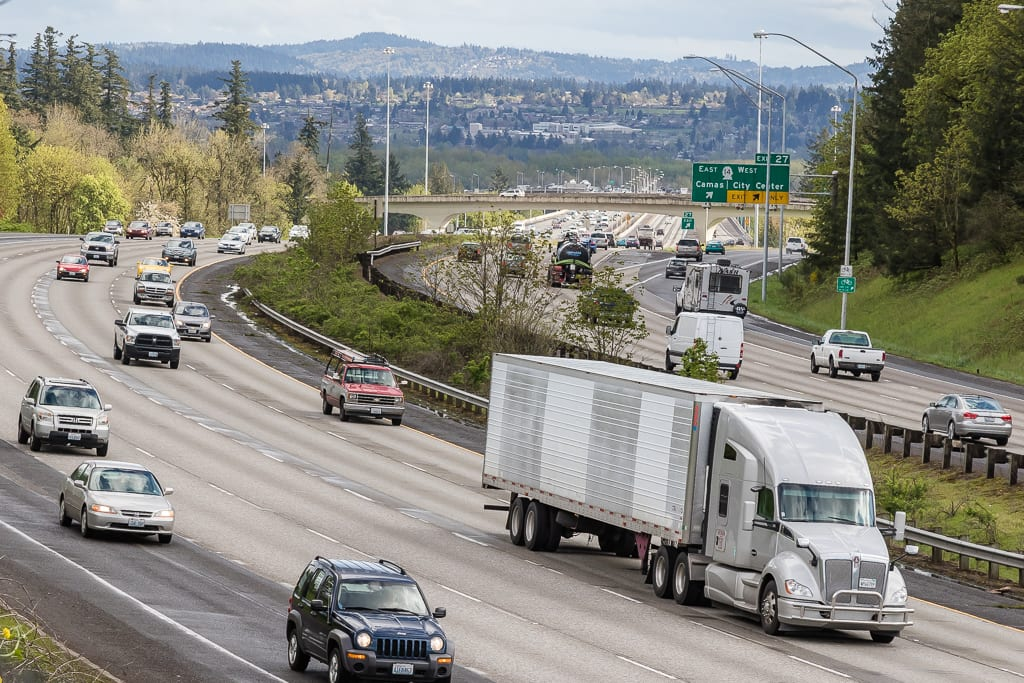 I-205 Glenn Jackson Bridge to be closed overnight Wed., Aug. 14