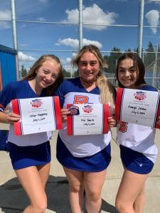 Ridgefield High School cheerleaders win All-American honors
