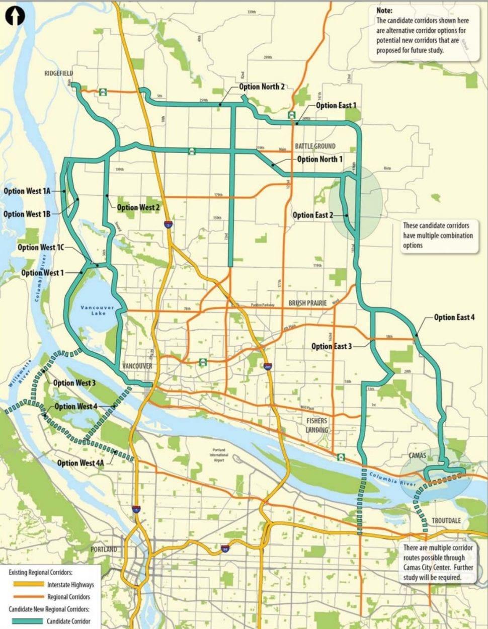 Regional Transportation Council urged to revisit 2008 Transportation Corridors Visioning Study