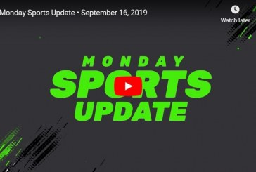 Monday Sports Update • September 16, 2019