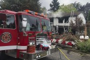 Vancouver Fire Department crews respond to house fire