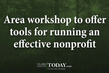 Area workshop to offer tools for running an effective nonprofit
