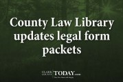 County Law Library updates legal form packets