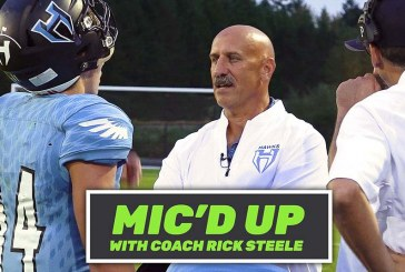 Mic'd Up with Hockinson coach Rick Steele