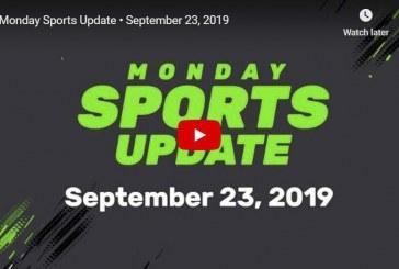 Monday Sports Update • September 23, 2019