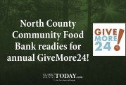 North County Community Food Bank readies for annual GiveMore24! event