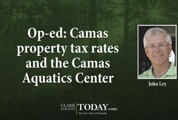 Op-ed: Camas property tax rates and the Camas Aquatics Center
