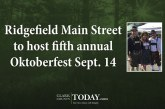 Ridgefield Main Street to host fifth annual Oktoberfest Sept. 14