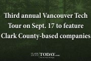 Third annual Vancouver Tech Tour on Sept. 17 to feature Clark County-based companies