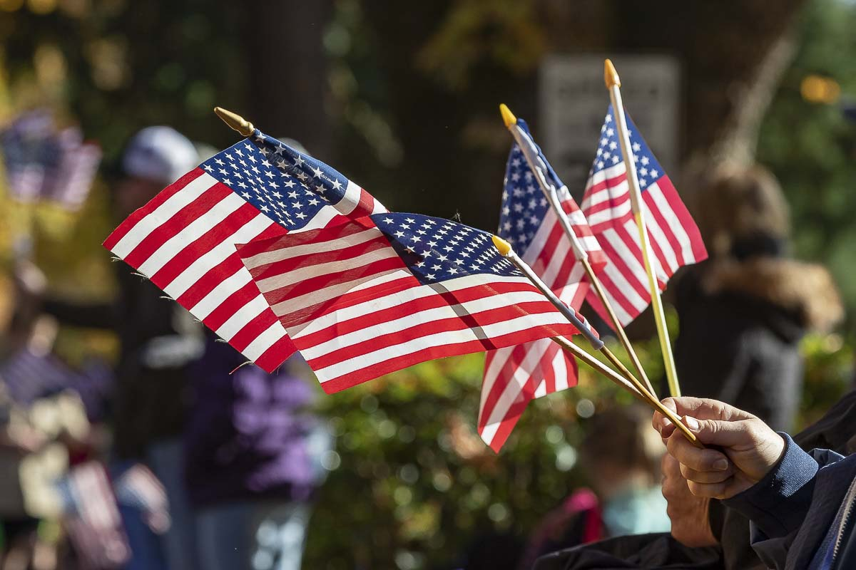 The Community Military Appreciation Committee, in partnership with the city of Vancouver, invites the public to attend a special Patriot Day ceremony at Vancouver City Hall in remembrance of all those who lost their lives during the terrorist attacks of Sept. 11, 2001. Photo by Mike Schultz
