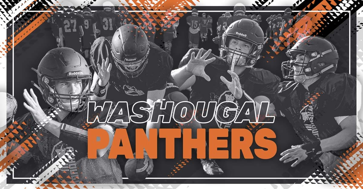 Washougal Panthers,Washougal High School, Washougal, Class 2A Greater St. Helens League, high school football, Brevan Bea, Tommy Liston, Dalton Payne, Jakob Davis