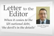 Letter: When it comes to the US national debt, 'the devil's in the details'