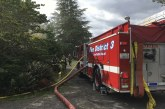 Fire District 3 responds to structure fires in Battle Ground