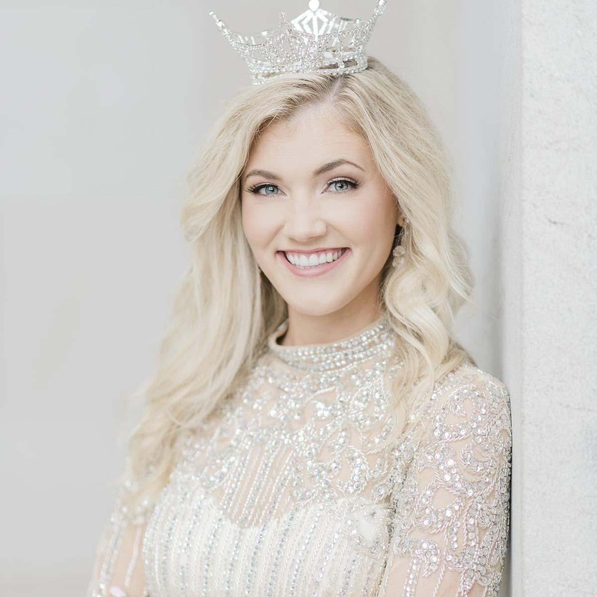 Miss Washington, Abbie Kondel, grew up in Clark County, Washington. Photo courtesy of Community Foundation for Southwest Washington