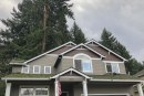 Lightning strikes home in east Vancouver Saturday afternoon