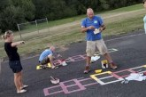 Extreme playground makeover takes place at South Ridge Elementary School