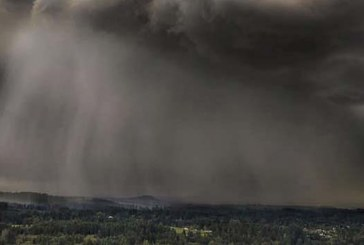 Photo: Storm clouds over Hockinson