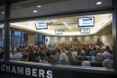First meeting of Bi-State Interstate Bridge committee draws a crowd
