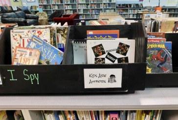 Children are authors at Ridgefield's Union Ridge Elementary School library