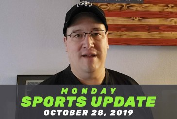 Monday Sports Update • October 28, 2019